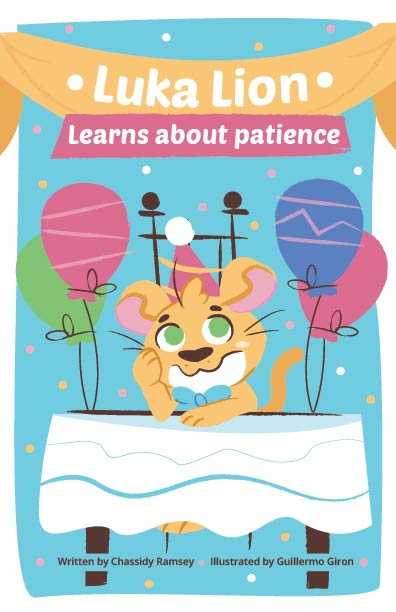 Luka Lion Patience - Cover-01